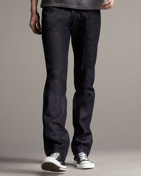 WeirdGuy Stainless Steel Selvedge Jeans