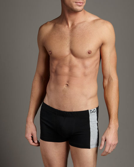 Superior Boxer Briefs, Black
