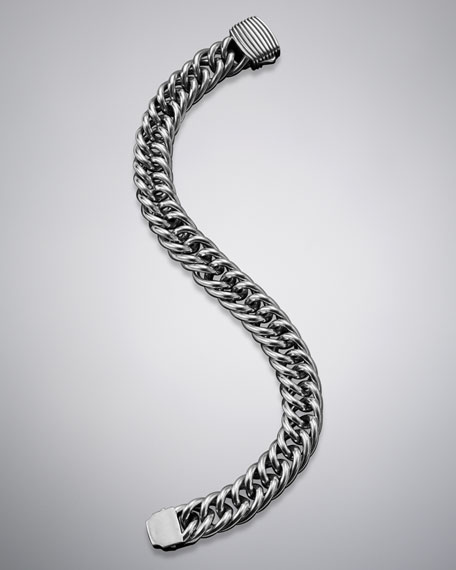 Royal Cord Curb Link Bracelet