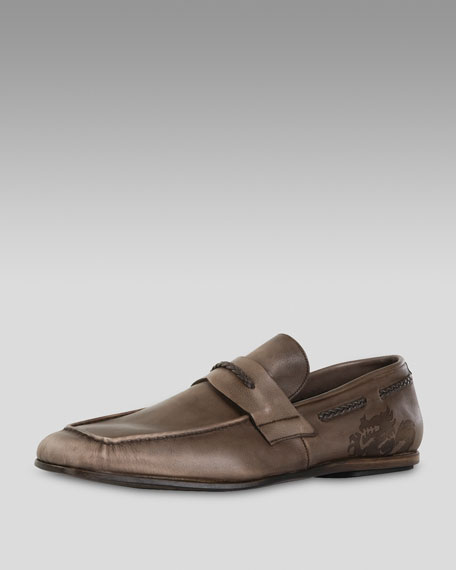 Eldon Slip-On, Brown