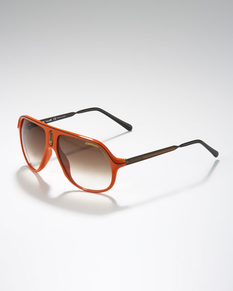 Safari Aviators, Orange