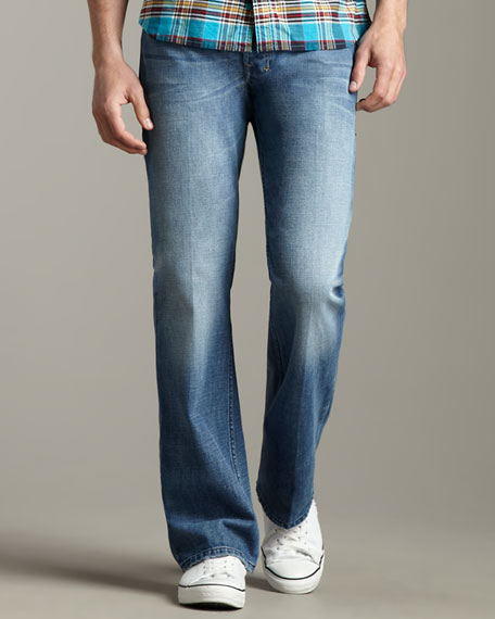 Zatiny 8AT Boot-Cut Jeans