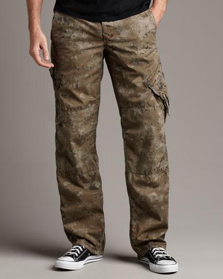 Remix Camo Cargo Pants