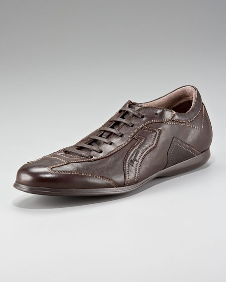 Mille Leather Sneaker