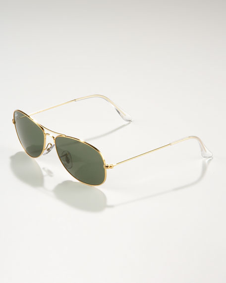 Cockpit Aviator Sunglasses