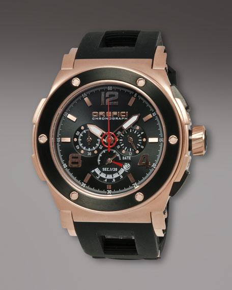 Regatta Yachting Chronograph Watch, Black