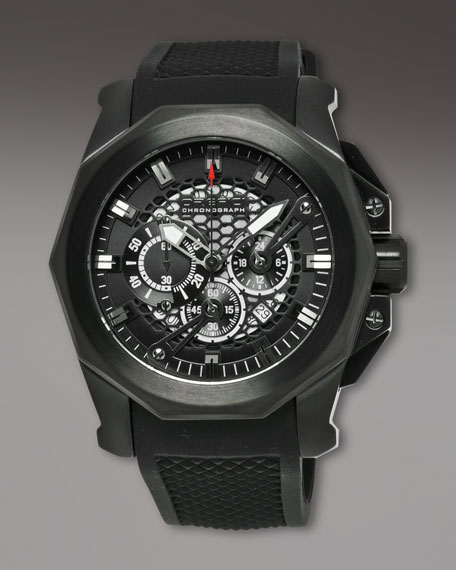 Gladiatore Chronograph, Black