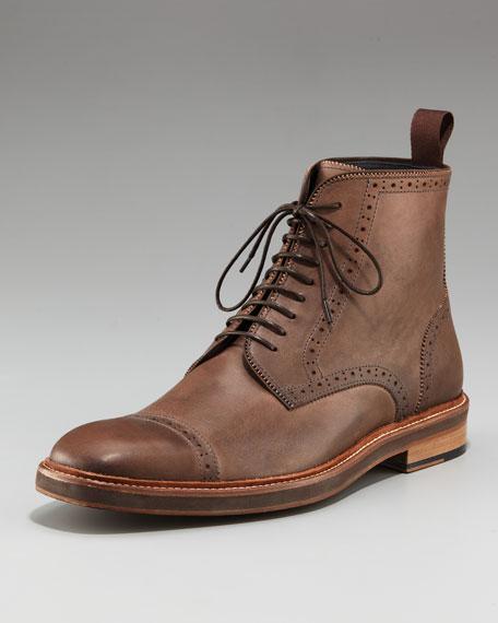 Cap-Toe Boot