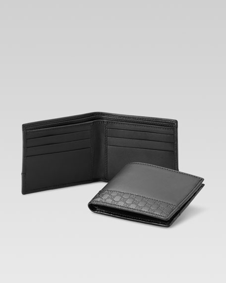 Mistral Basic Wallet, Black