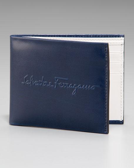 Cannes Logo-Script Wallet