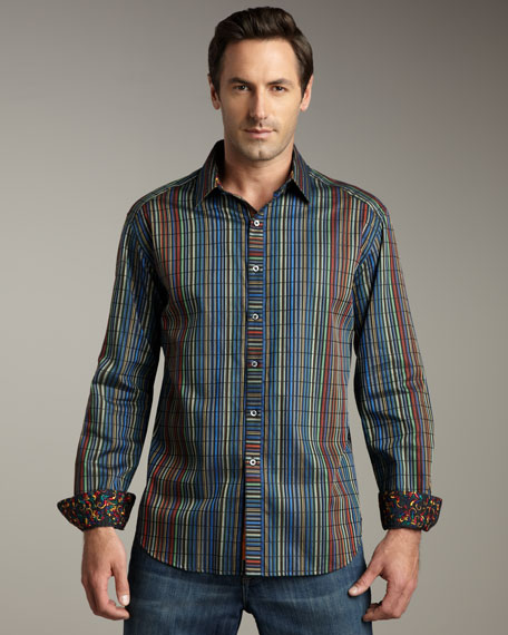 Altec Striped Woven Shirt