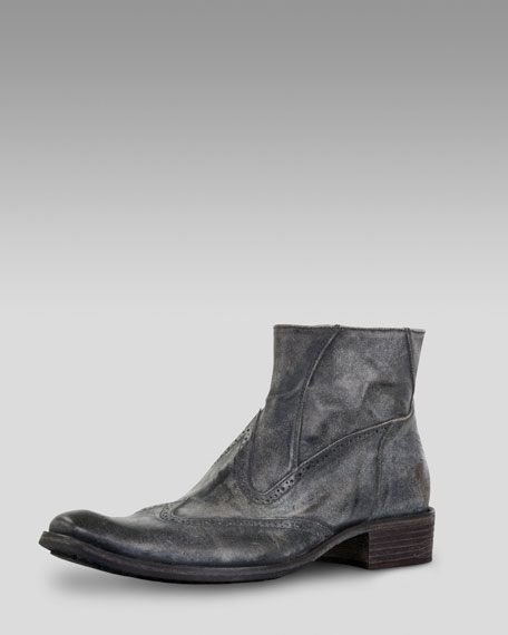Woolshed Wing-Tip Boot