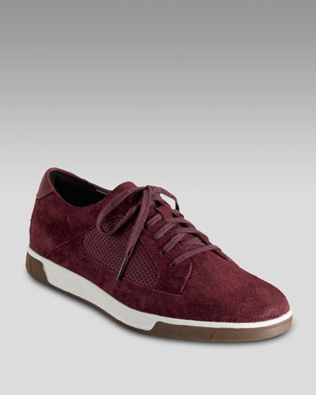 Air Quincy Sneaker, Burgundy