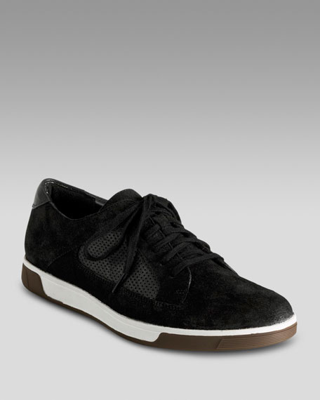 Air Quincy Sneaker, Black