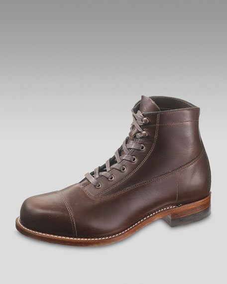 Rockford Cap-Toe Boot