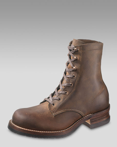 Austen Lace-Up Boot