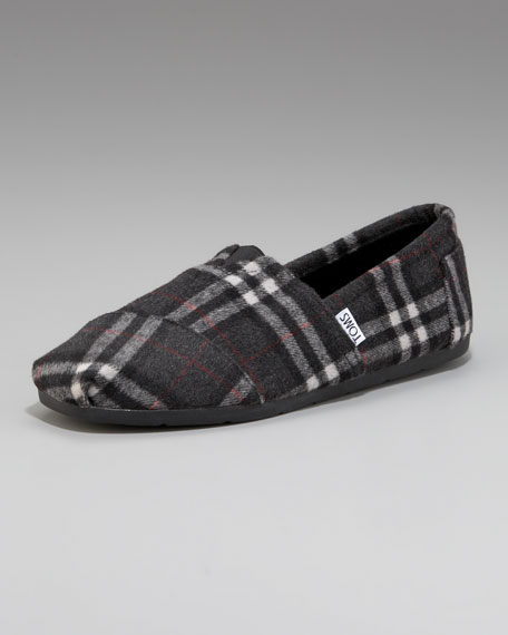 Kimble Plaid Slip-On