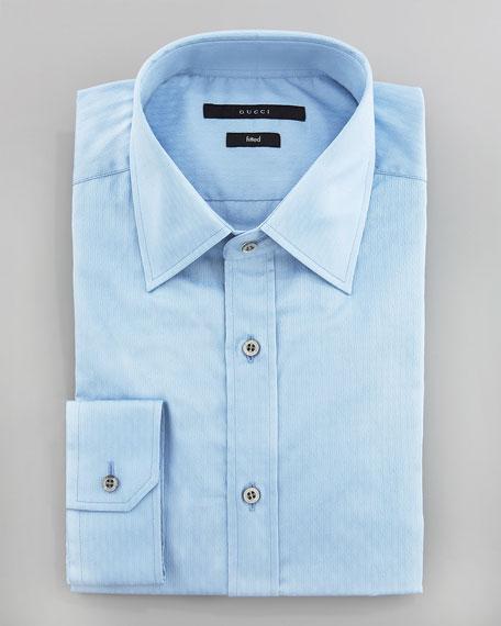 GG Jacquard Dress Shirt