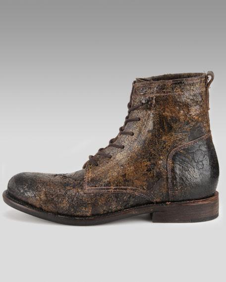 Bluff Distressed Chukka Boot