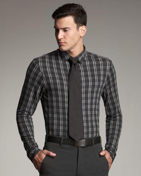 Solid Tie, Black