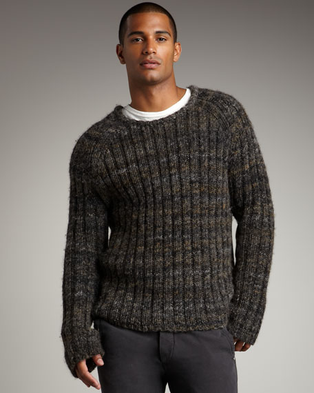 Lenox Rib-Knit Sweater