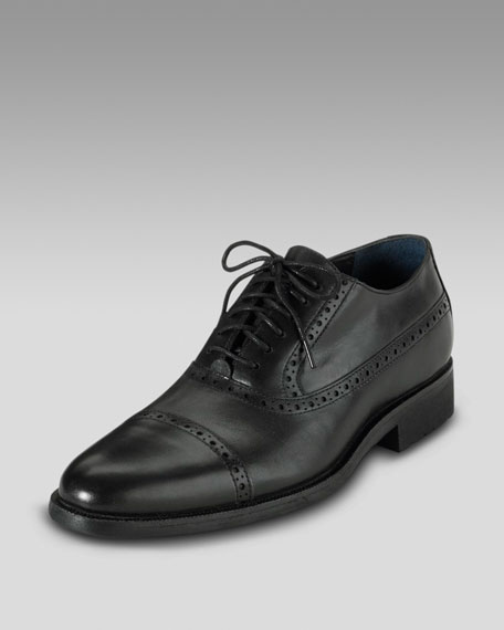Air Stanton Cap-Toe Oxford