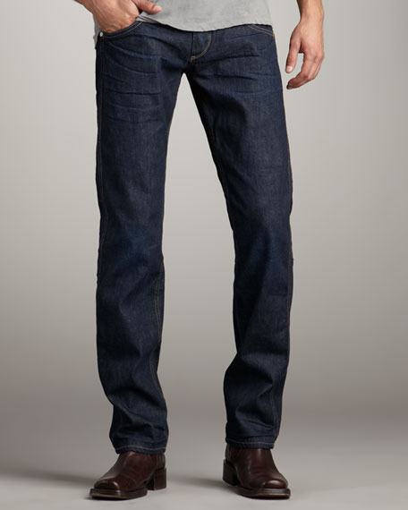 Jake Dark Blue Jeans