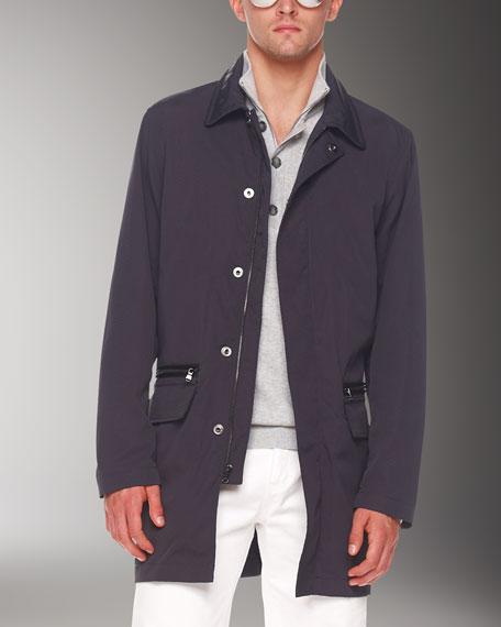 Balmacaan Jacket