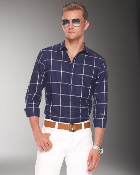 Whitman Plaid Shirt
