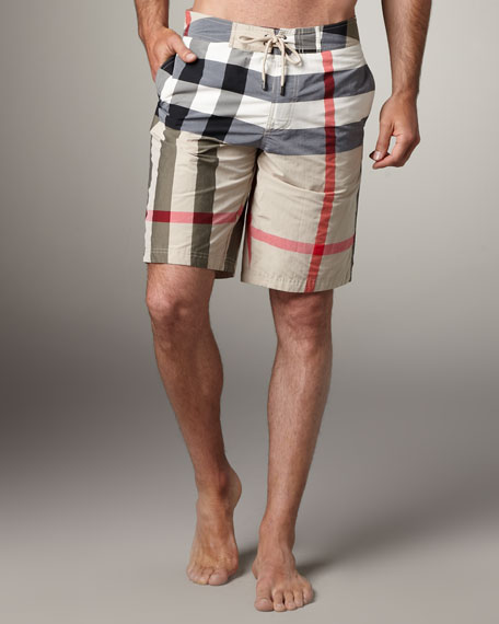 Check Boardshorts, New Classic
