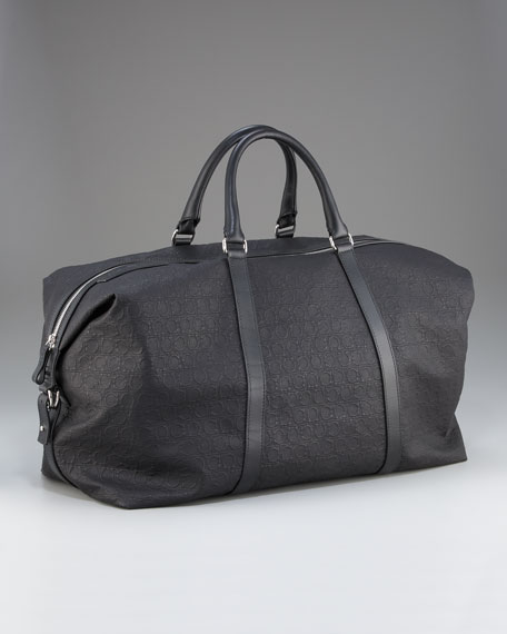Miami Linen Duffel Bag