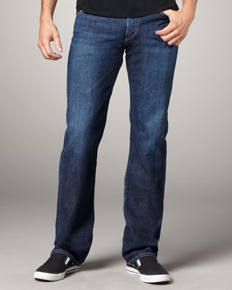 Sid Incur Straight-Leg Jeans