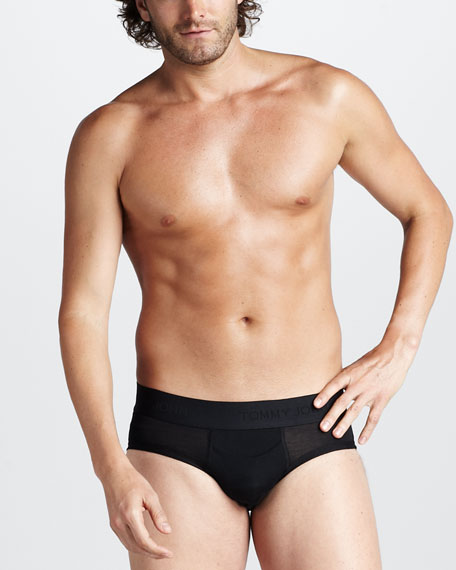 Second Skin Low-Rise Briefs