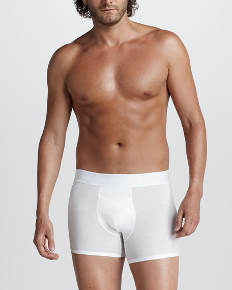 Second Skin Low-Rise Trunks
