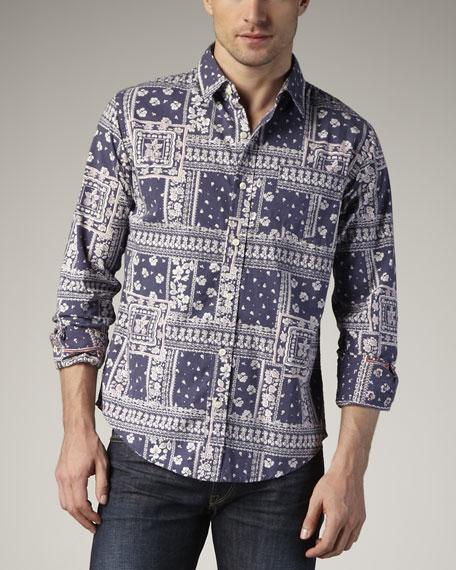 Hanson Woven Shirt
