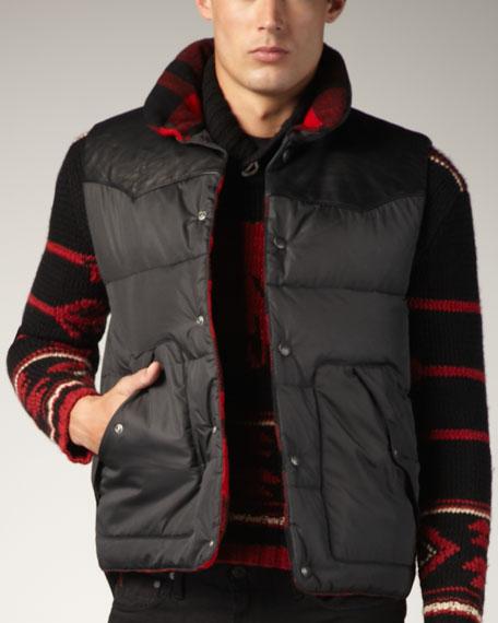 Carson Reversible Vest