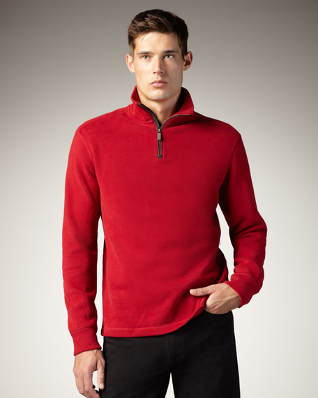 Half-Zip Sweater, Rugby Royal