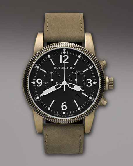 Military Chronograph Watch