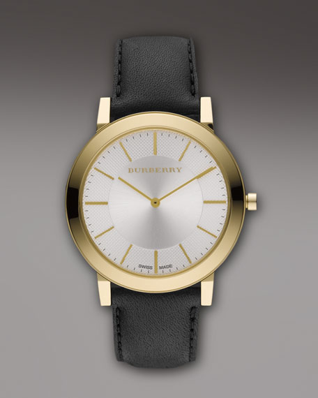 Classic Watch, Golden