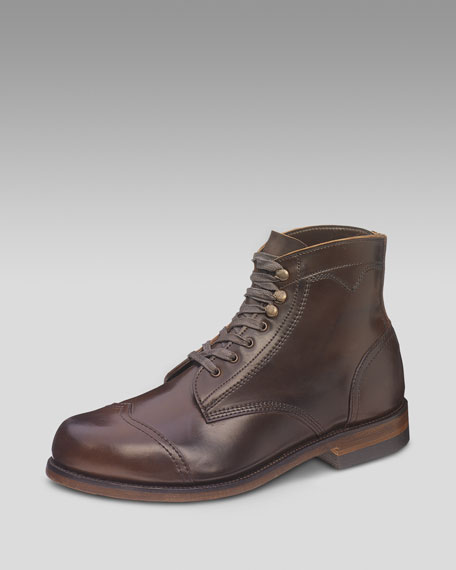 1000 Mile Shell Cordovan Limited-Edition Boot
