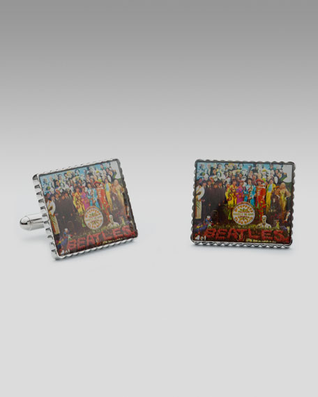 Sgt. Pepper Cuff Links