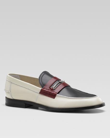 Dale Tri-Color Bit Loafer