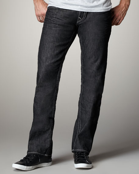 Ricky Inglorious Contrast Jeans