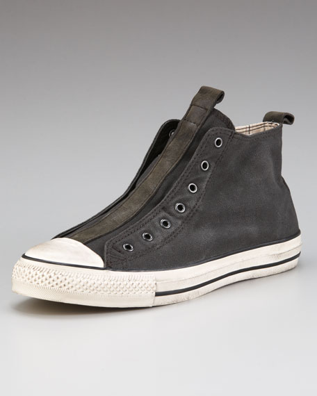 All Star Laceless Hi-Top Sneaker