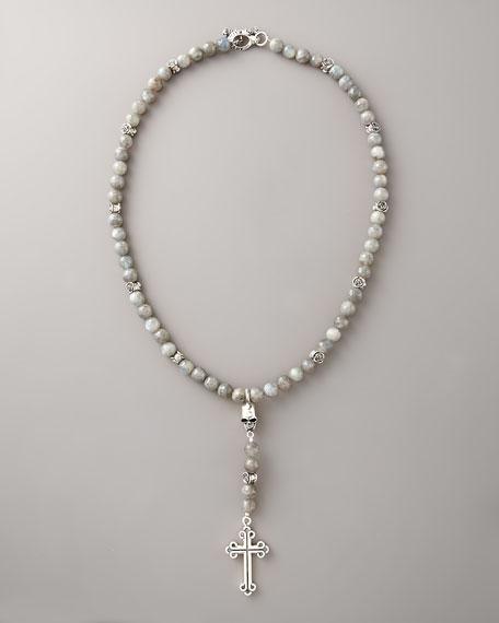 Labradorite Rosary Necklace