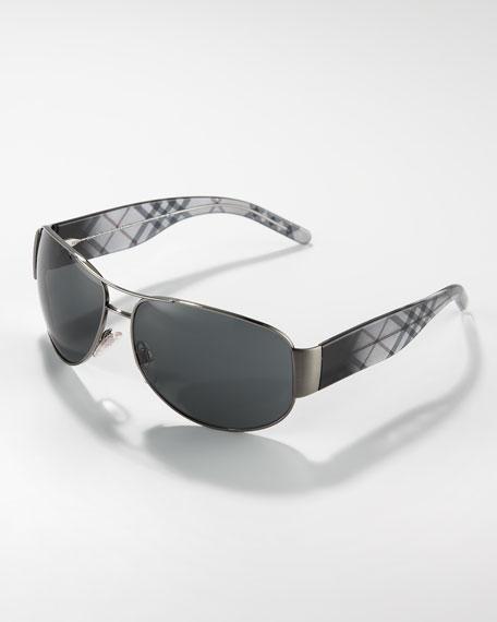 Check-Arm Sunglasses