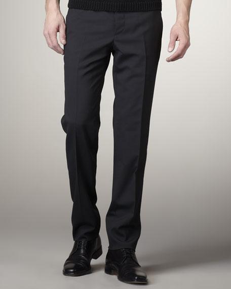 Miller Wool-Blend Pants