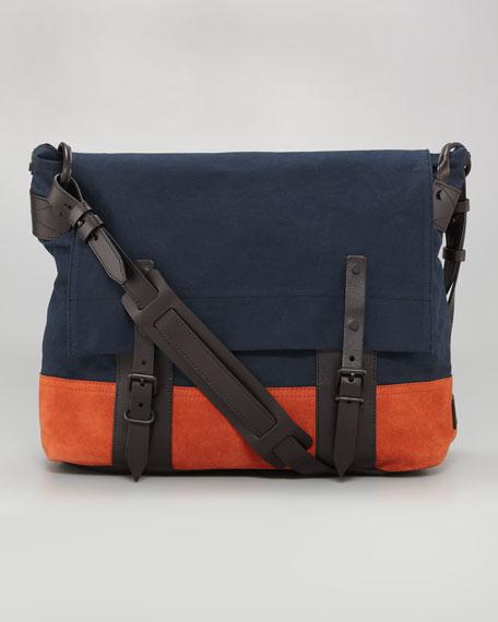 Utility Messenger Bag