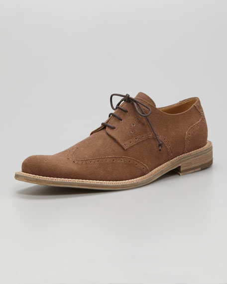 Savannah Canvas Wing-Tip