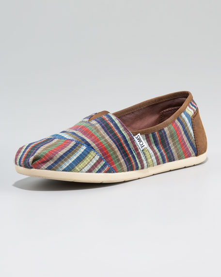 Spencer Striped Slip-On